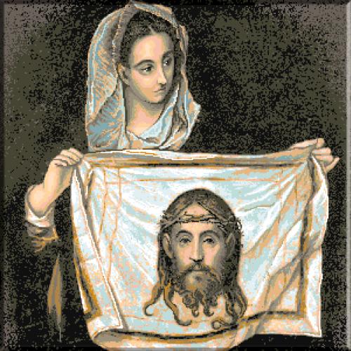 560.El Greco - Veronica