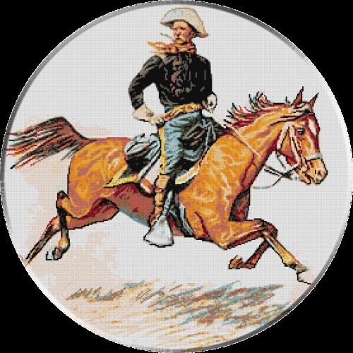 602. Cavaleristul
