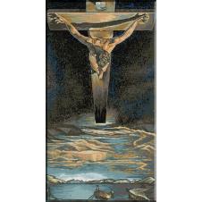 613.Dali - Christ din San Jean de la Croix