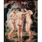 616.Rubens - Cele trei gratii