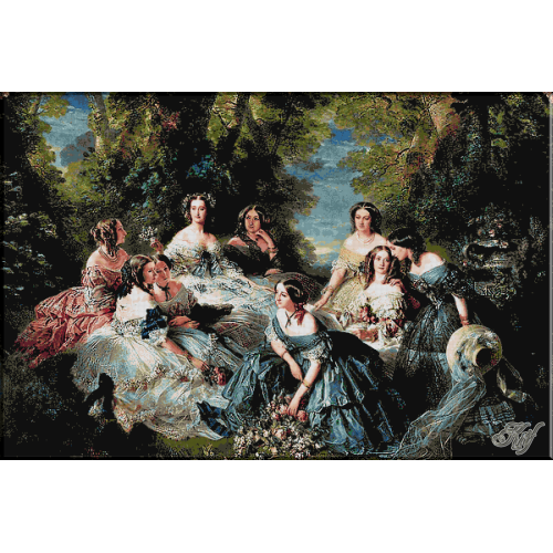 095.Winterhalter - Imparateasa Eugenia