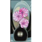 647.Cristina.Coltul cu flori roz