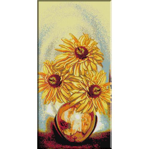 648. Soare si flori