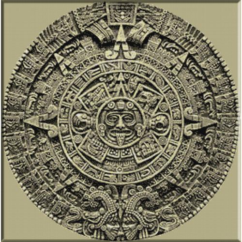 655. Calendar aztec
