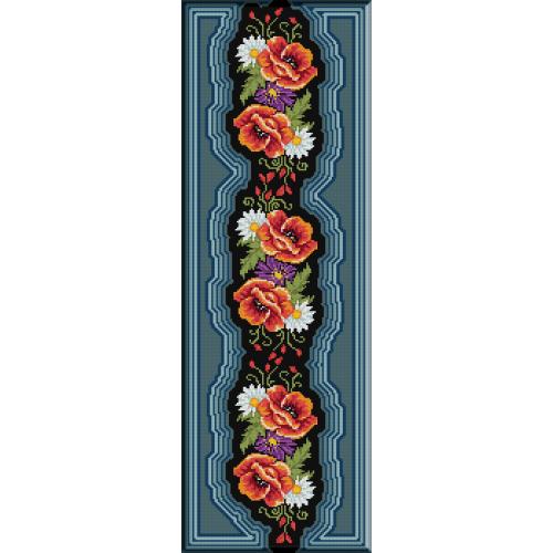753. Decor cu flori de camp 2