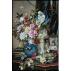 1053 - Aman.Natura statica cu flori