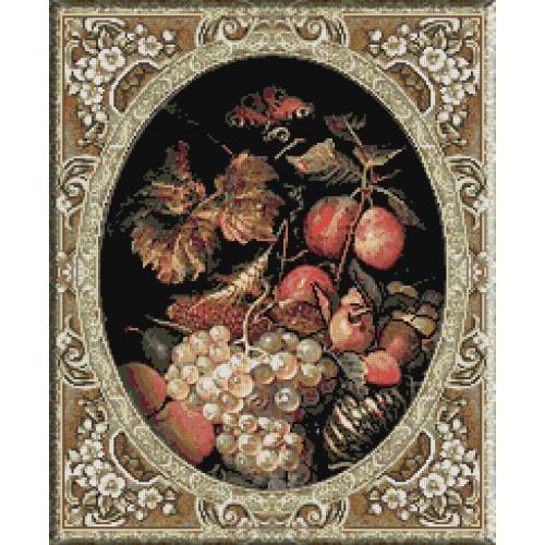 1231. Cristina - Fructe parguite