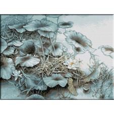 1234 - Transparenta albastra