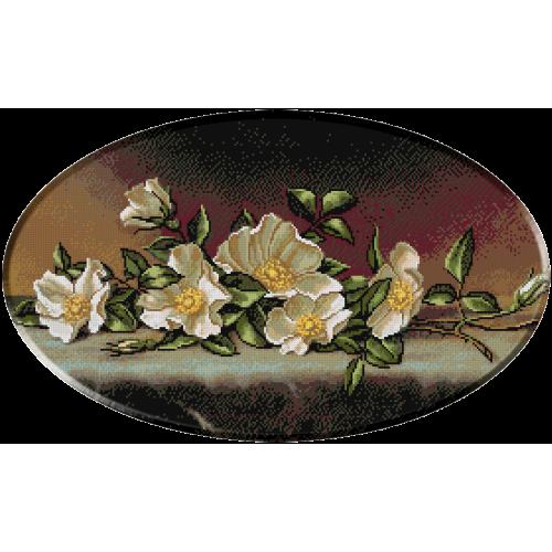 1246 - Heade.Flori de maces