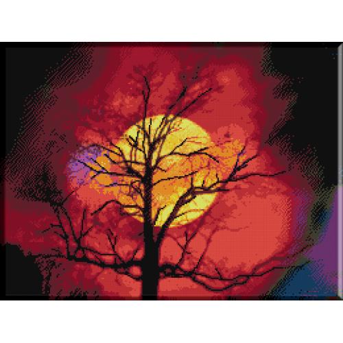 1280..Cristina - Framantarile unui stejar uscat