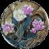 1311. Cristina - Aprilie violet