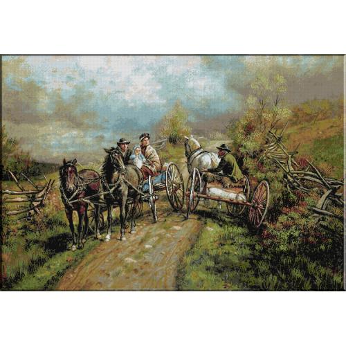 1328 - Lamson. Ultimul scandal din sat
