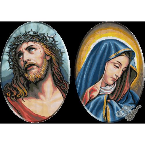 071. Isus si Maria ( mari-set )