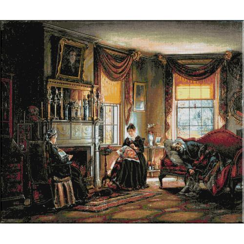 1352.Lamson - Camera de odihna