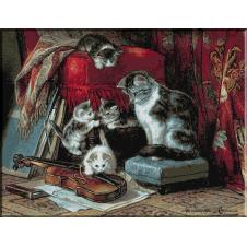 1359 - Ronner. Lectia de vioara