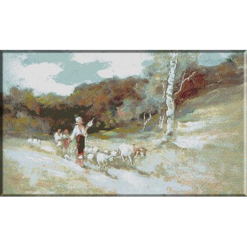983.N.Grigorescu - De la camp