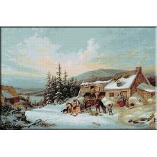 1368 - Krieghoff. Quebec