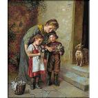 1526.Edmund Adler - Flori pentru bunica
