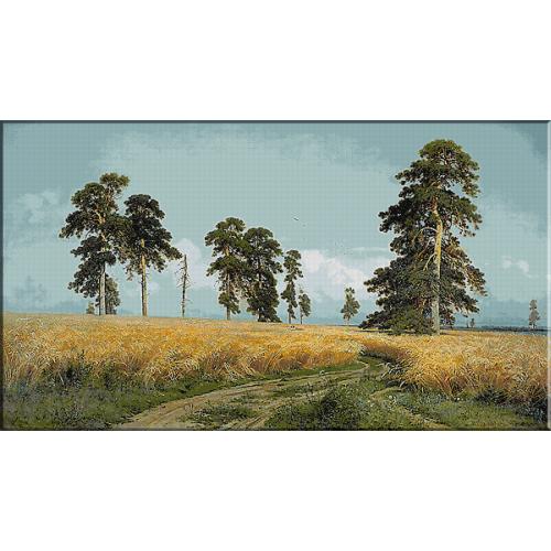 1679.Shishkin - peisaj de vara