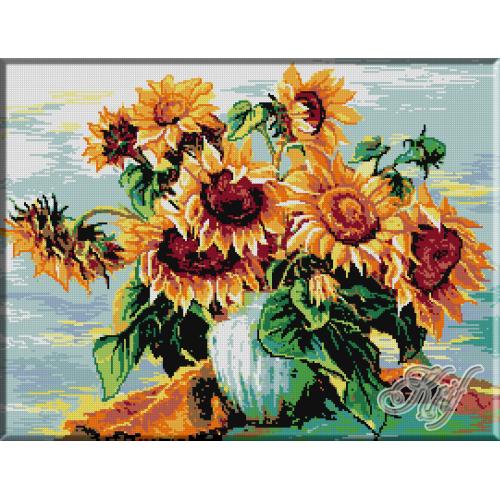 099. Floarea soarelui