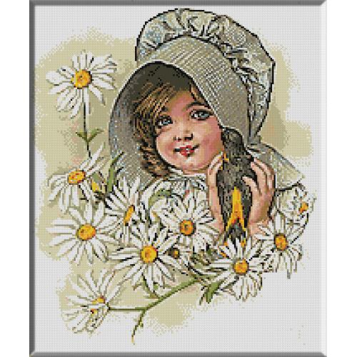 1601. Printre flori