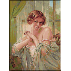 1624. Martin Kavel - Portretul unei doamne