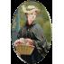 1707.George Dunlop Leslie - Fata gradinarului