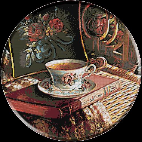 1674 - Un ceai si o carte buna