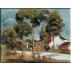 516.Renoir - Peisaj la Cagnes 2