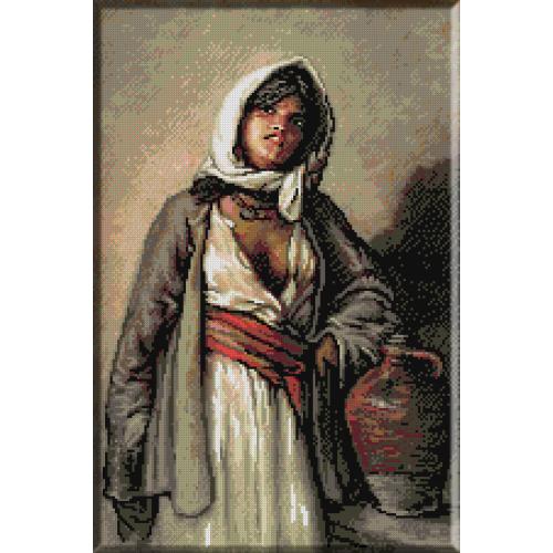 978.N.Grigorescu - Tiganca cu ulcior
