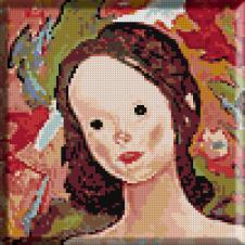 521. Tonitza - Fetita