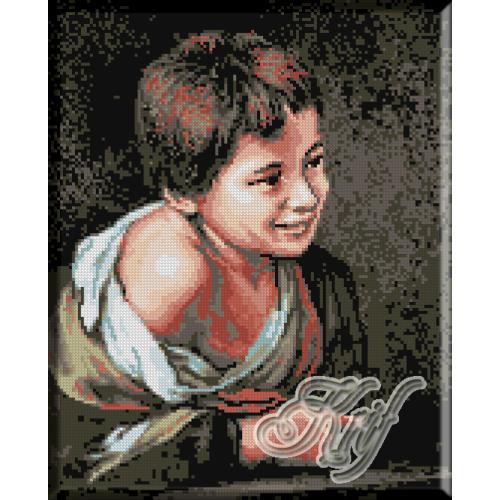 147.Murillo- Micul taran spaniol