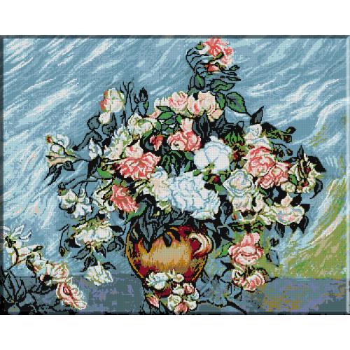 396. Floral Van Gogh