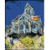 450. Van Gogh Biserica la Auvers