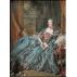502.Boucher - Madame de Pompadour