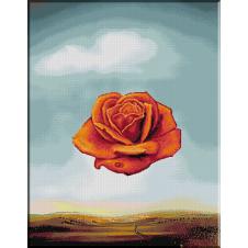 606.Dali - Trandafirul meditativ