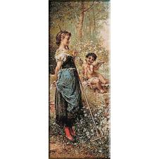 1668.Hans Zatzka - Scrisoare de dragostea