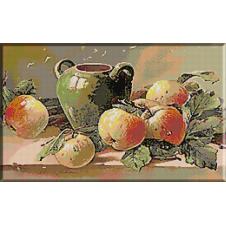 1854. Klein - Mere rosii-aurii