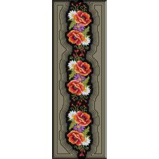 752. Decor cu flori de camp 1