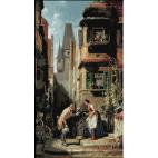 1354 - Spitzweg. Mirele etern