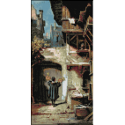 1356 - Spitzweg. Indragostitul