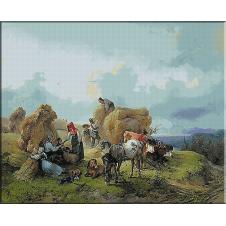 FG01.Friedrich Gauermann