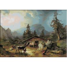 FG06.Friedrich Gauermann