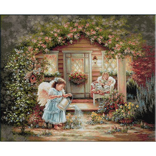 1394 - Flori crescute cu dragoste