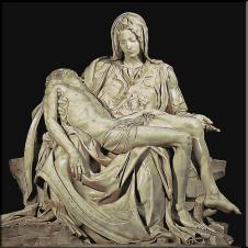 700.Michelangelo. - Pieta