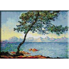 407.Monet - Antibes