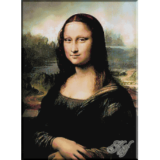 214. Leonardo da Vinci. Mona Lisa