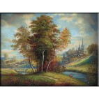 goblen-peisaj-de-octombrie