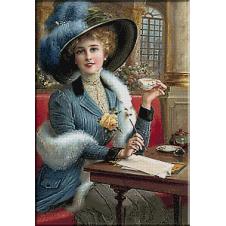 2431.Emile Vernon-Üdvözöljük tea