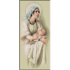 2522.Holy Virgin Mary